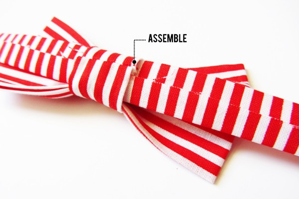 Bow Tie DiY Tutorial