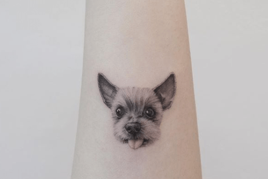 25 Of The Best Dog Tattoos On The Interwebs